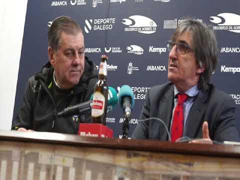 """Alberto González, avogado do Cangas: """"O resultado ten que ser o que indica a acta"""""""