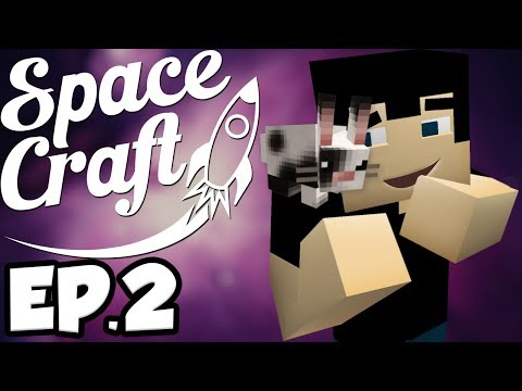 SpaceCraft: Minecraft Modded Survival Ep.2 - The Waffle Shack!