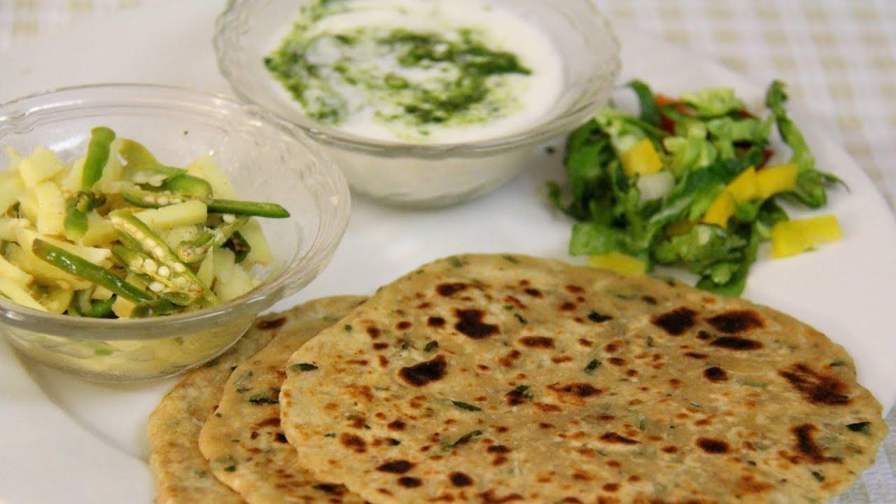 Mooli paratha recipe indian vegetarian dinner lunch recipes by mooli paratha recipe indian vegetarian dinner lunch recipes by shilpi youtube forumfinder Choice Image