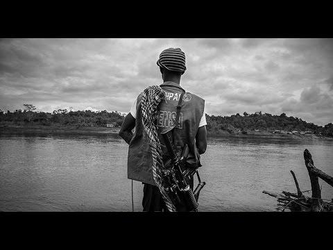 Una semana con la guerrilla del ELN en Colombia