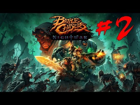 Battle Chasers: Nightwar | #2 | The Joker?! |