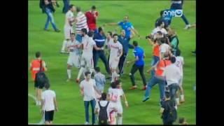 على هوى مصر | شاهد ماذا قال خالد صلاح عن مشاجرة لاعبي الأهلي والزمالك  !