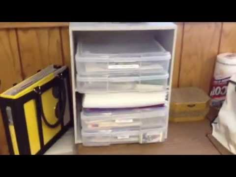 (Mary) Re-purposed Paper Sorter