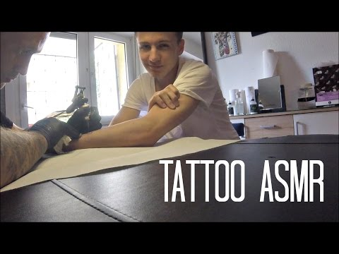 Mein erstes Tattoo ASMR - Relaxing Take along ( German / Deutsch )