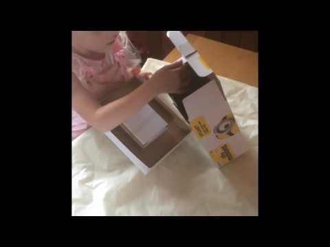 Disney Princess paints minion money box