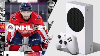 Xbox Series S | NHL 21 | Graphics/ Loading Times
