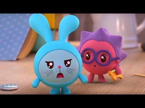 Малышарики - Обучающий мультик для малышей - Все серии подряд -  про животных - учим животных - Видео онлайн