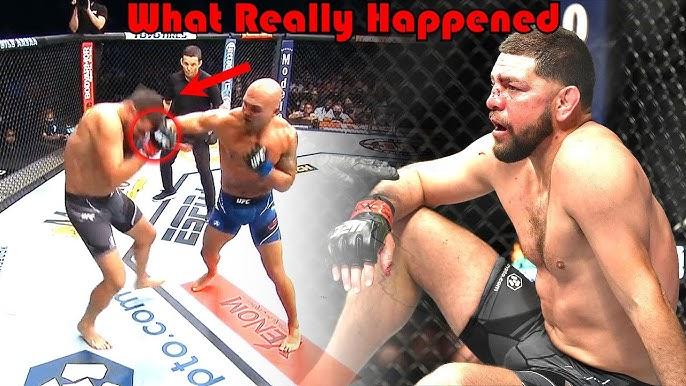 NICK QUIT!!! What Really Happened (Nick Diaz vs Robbie Lawler 2)