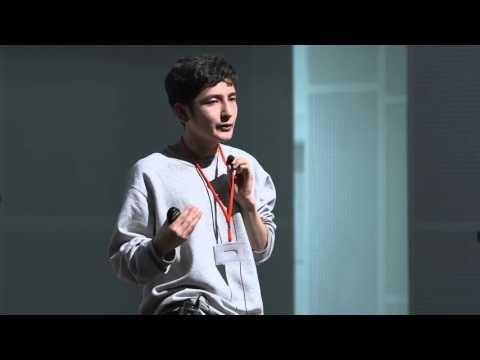 Maulen Akhmetov, 1st year undergraduate student of Nazarbayev University