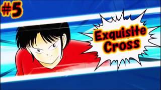 Captain Tsubasa Skill - Exquisite Cross #5