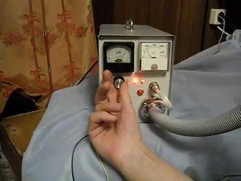 Ручной флокатор ЭЛФ131М