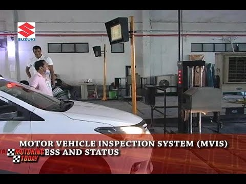 Motor Vehicle Inspection System Process and Status   Motoring Forum