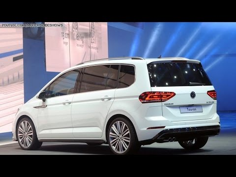 new vw touran r line 2015 geneva motor show youtube. Black Bedroom Furniture Sets. Home Design Ideas