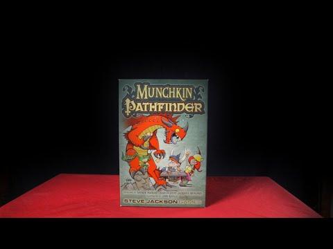 Munchkin Pathfinder Review