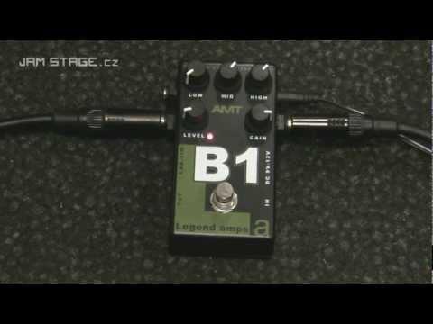 AMT Electronics Legend Amp B1