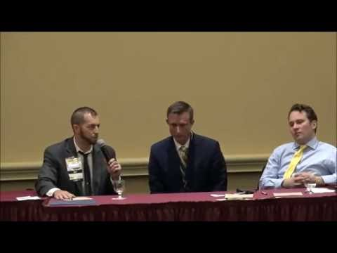 Anarchy vs. Minarchy Debate at the 2016 Libertarian Party Convention (Adam Kokesh vs Robin Koerner)