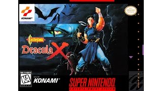 Castlevania: Dracula X Review for the Super NES