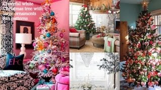 Top 10 Christmas Tree Decoration Ideas You Have To Consider - Innovative Arts