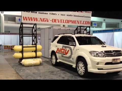 Ngv-tfcนำtfc5เปิดตัวในงานboi-fair2012