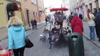 Экскурсия по Львову(Любительская видео экскурсия по Львовоу. Немного задинно, зато видно живой город а не только достопримечат..., 2015-12-11T14:58:33.000Z)