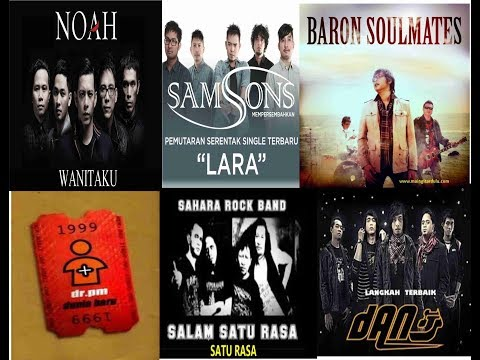 The Best!! Lagu Grup Band Indonesia Pilihan