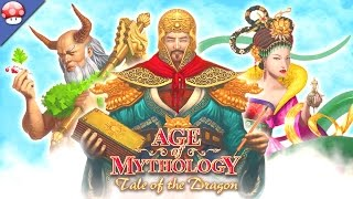 Age of Mythology: Extended Edition Tale of the Dragon Gameplay PC HD [60FPS/1080p]