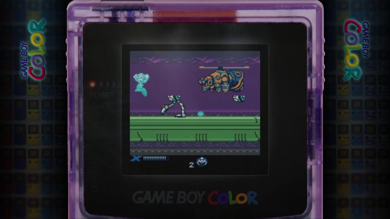 Retroarch - Gameboy Color with Overlay & Screen Glare by Orions Angel