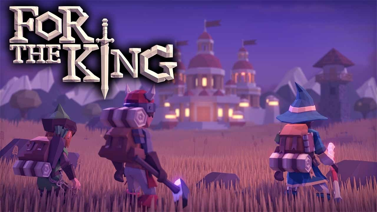 For The King - Our Adventure Begins (Let's Play For The King ...