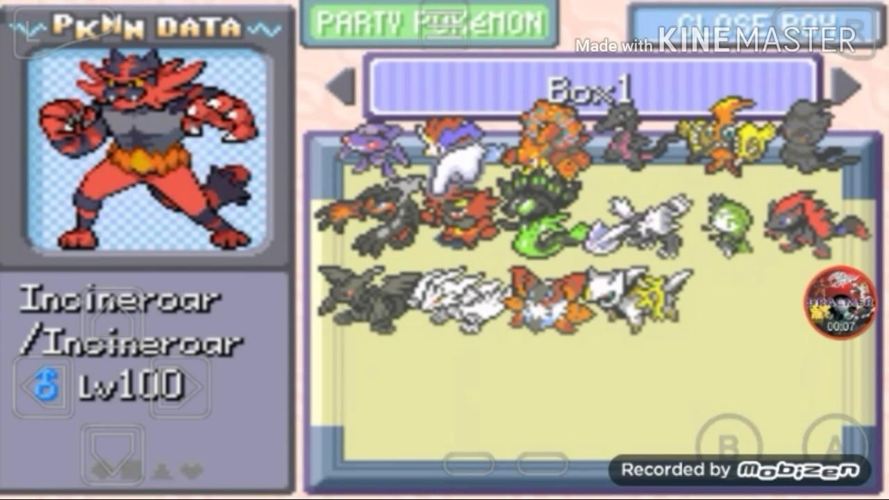 Pokémon Let's Go Lugia (GBA) - Los Mejores Hack …