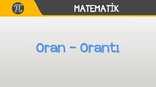Oran - Orantı