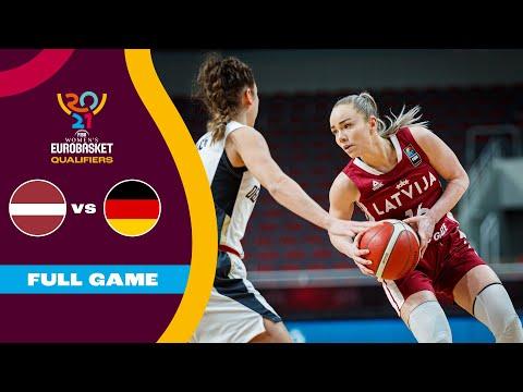 Latvia v Germany