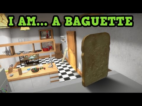 I Am Bread - BAGUETTE RAMPAGE (Xbox One)