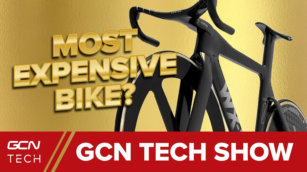 Why This Bike Costs £60,000 ?! | GCN Tech Show Ep.107