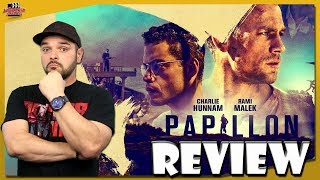 Papillon (2018) Movie Review