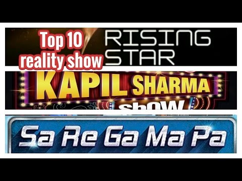 top 10 hindi reality tv shows of april 2017 by trp barc rating youtube. Black Bedroom Furniture Sets. Home Design Ideas
