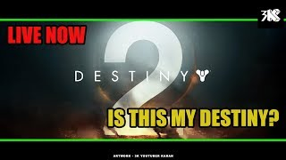 Destiny 2: Forsaken The Last Wish Raid Livestream - 3K Plays Live