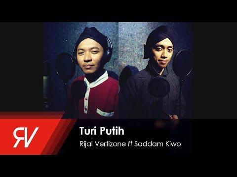 Rijal Vertizone - Turi Putih ft Saddam Kiwo (Official Video Lirik)