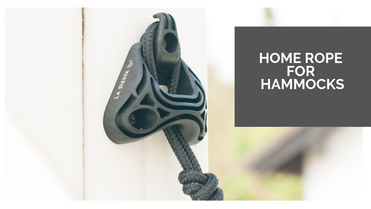 La Siesta Home Rope For Hammocks