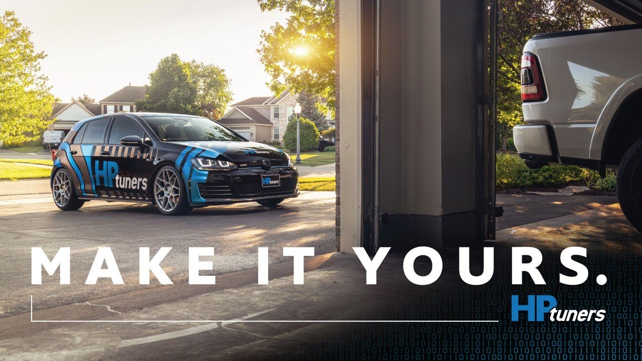 Make It Yours | VW 2.0T Support from HP Tuners