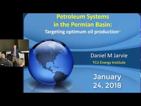 Dan Jarvie-Petroleum Systems in the Permian Basin