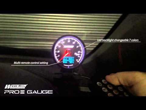 Pro III Gauge Works Engineering (with demonstration)