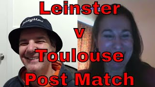 Leinster v Toulouse Post Match Reaction