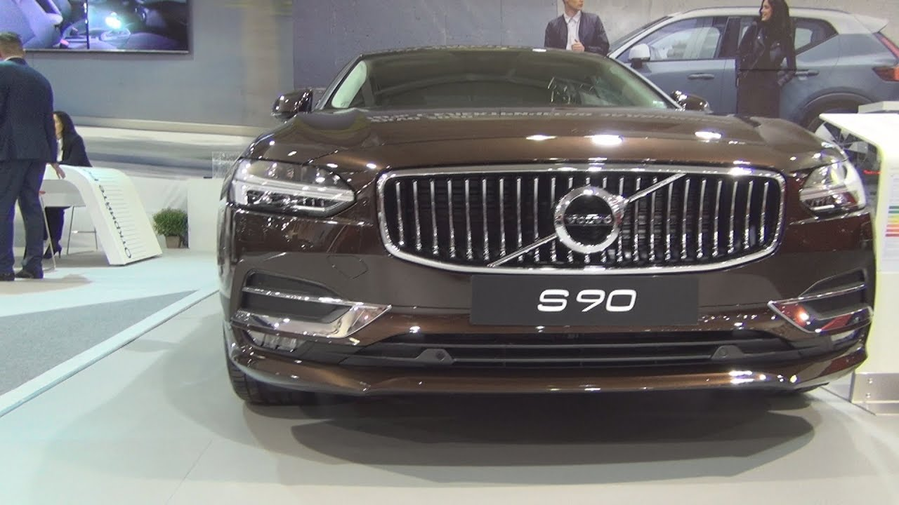 2020 Volvo S90 Spesification