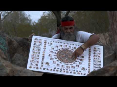Mazatzin Reveals Truths of the Aztec Calendar