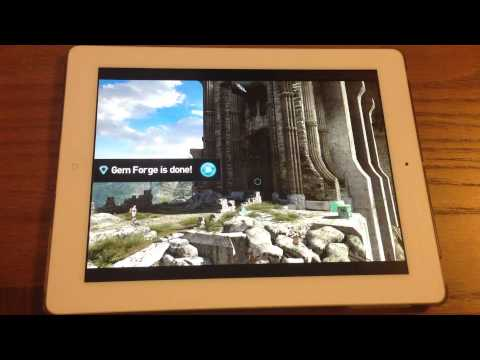 Top 3 Best Graphics Games for the iPad 4 with Retina Display
