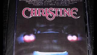Christine Soundtrack Score (FULL ALBUM) Original Cd Press HQ