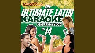 Me Cansé De Rogarle (Karaoke Version)