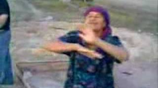 The Best Dancing HipHop  2010  olld Woman  2po2 ft Flori - Crazy Girl   ( KOSOVO  Albania GJILAN )