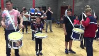 Saltcoats Protestant Boys @ Abbey Dance 2015 - Courtroom