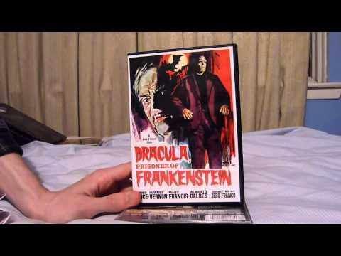 Trailer do filme Dracula: Prisoner of Frankenstein